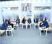 «العصار» يستقبل وزير التصنيع العسكري البيلاروسي