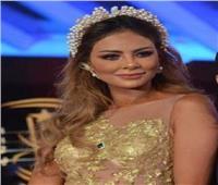 غيثة الحمامصي تطل على جمهور مهرجان مراكش بفستان من الذهب