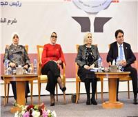 هالة زايد: نساند أشقائنا العرب ولدينا مبادرات جادة لتحقيق ثورة صحية