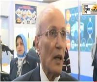 فيديو| وزيرالإنتاج الحربي: الأسلحة المصرية تنافس بقوة في معرض إيديكس 2018