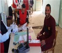 فحص 11958 مواطنًا ضد فيروس سي بشمال سيناء