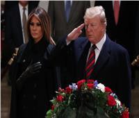 ترامب يعلن زيارته أسرة بوش اليوم الثلاثاء