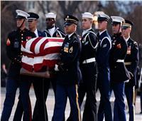 الأمريكيون يودعون الرئيس الراحل بوش في مبنى الكونجرس