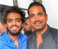 صورة  إسلام جمال ينضم لـ«كلبش 3».. وكرارة يُهنئه
