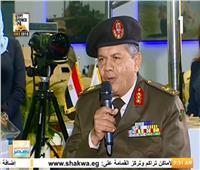 فيديو| العالمية للبصريات: المنتجات المصرية الدفاعية أبهرت العالم