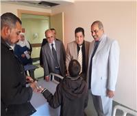 جامعة الأزهر تجري عمليات الشفة الأرنبية مجانا بالمستشفى التخصصي