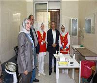 انطلاق حملة الكشف عن فيروس «سي» بهندسة بشبرا