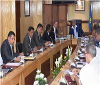 محافظ أسوان يتابع استعدادات استضافة منتدى الشباب العربي الإفريقي