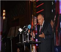 شكري يشارك في ندوة بعنوان «سياسة مصر الخارجية.. المكاسب والتحديات»