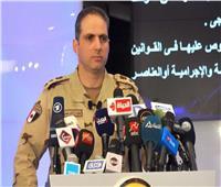 فيديو| المتحدث العسكري: إيديكس 2018 أثبت أمن واستقرار مصر أمام العالم