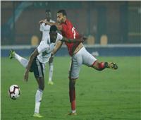 ملخص مباراة الأهلي والجونة في صور