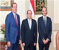 السيسي يؤكد استعداد مصر لدعم لـ«سيسكو سيستمز» الأمريكية لزيادة استثماراتها