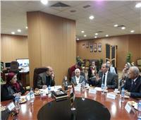 جامعة المنصورة تستعد لإطلاق المرحلة الثالثة من حملة 100 مليون صحة