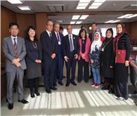 تنفيذ البرنامج التدريبي لتنمية الطفولة المبكرة بالتعاون مع اليابان