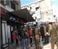 حملة أمنية لضبط حائزي المخدرات بقسم ثان شبرا الخيمة