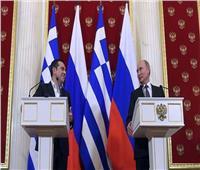 «عودة المياه إلى مجاريها» بين روسيا واليونان