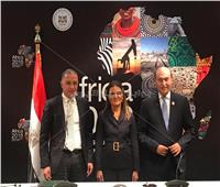 نصر تشهد توقيع «اقتصادية قناة السويس»لعقود استثمارية بالسخنة وبورسعيد