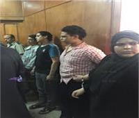 الجنايات تنظر محاكمة قاتلي «عروس بنها» اليوم