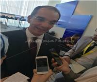 وزير الاتصالات: نعمل على رفع كفاءة الانترنت في مصر
