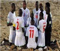 السنغال يهزم نيجيريا في افتتاح أمم إفريقيا للكرة الشاطئية
