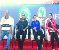 خالد لطيف: منتخب المغرب المنافس الأول لمصر وقادرون على حسم ضربة البداية