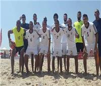 ليبيا تفوز على تنزانيا بخماسية في أمم أفريقيا للشاطئية