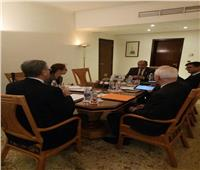 أبوستيت يبحث مع مسئولي البنك الدولي دعم تحقيق الأهداف الإستراتيجية للتنمية الزراعية