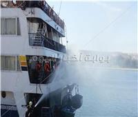 السيطرة على حريق مطعم في «مركب سياحي» دون إصابات