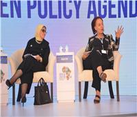 وزيرة الصحة: المصريات يمتلكن خبرات تؤهلهن لتولى مناصب قيادية