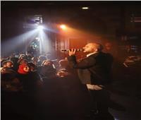 صور| «العسيلي» يتألق في حفل غنائي ضخم بفندق النايل ريتز كارلتون