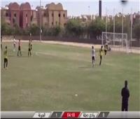فيديو.. ناشئو الجونة يرفضون هدف غير صحيح لصالحهم أمام وادي دجلة