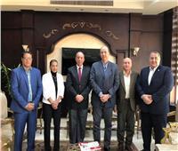 محافظ البحر الاحمر يلتقي «رئيس التايكوندو» لبحث ترتيبات بطولة مصر الدولية