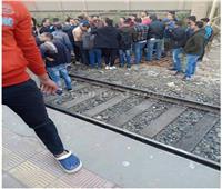 ننشر الصور الأولى لحادث انتحار فتاة «مترو دار السلام»