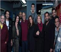 مصطفى خاطر يوجه رسالة إلى حلا شيحة في «مسرح مصر»