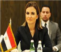 سحر نصر تشهد توقيع إعلان نوايا لدعم الصادرات المصرية للدول الإفريقية