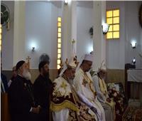 «الكاثوليكية» تحتفل برسامة قمص بمشاركة محافظ البحر الأحمر
