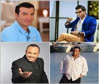 عودة قوية لنجوم التسعينيات فؤاد ومحي وعباس وإيهاب وعجاج