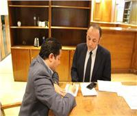 حوار| د.إيهاب أحمد كمال: فحص 6 ملايين طالب.. و«فيروس سي» سيذهب دون رجعة «فيديو»