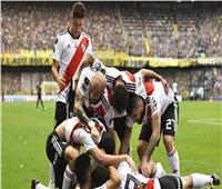 ريفر بليت بالقوة الضاربة أمام بوكا جوزنيورز في نهائي «ليبرتادوريس»