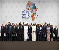 فيديو| صفحة الرئاسة تستعرض تفاعل الرئيس السيسي والزعماء بمنتدى افريقيا 2018