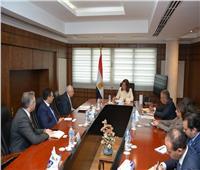 وزيرة التخطيط نسعى إلى زيادة الصادرات من 15 إلى 20% سنويا