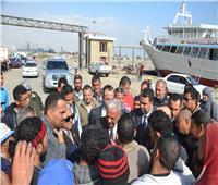 عبد المجيد صقر: استئناف موسم الصيد بخليج السويس