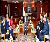 عاجل  السيسي لسكرتير الكوميسا الجديد:مصر عادت للتواجد بفاعلية علي الساحة الأفريقية