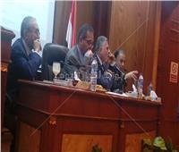 أسامة صالح: نطالب الحكومة بمد فترة سداد تكلفة الأراضي الصناعية