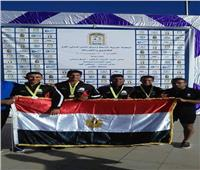 مصر تتصدر منافسات اليوم الأول بالبطولة العربية للكانوي والكياك