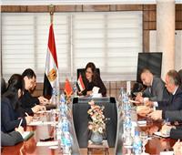 وزيرة التخطيط تلتقي سفير الصين بالقاهرة لبحث أوجه التعاون الممكنة