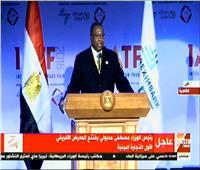 فيديو| مفوض الإتحاد الأفريقي: معرض القاهرة أول تفعيل لاتفاقية التجارة الحرة