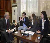 محافظ الأقصر يبحث سبل التعاون مع الجايكا اليابانية لتشجيع المشروعات الاستثمارية