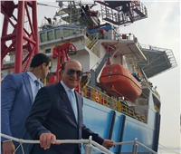 قناة السويس تحقق رقما قياسيا بعبور 68 سفينة بإجمالي حمولات 4.4 مليون طن