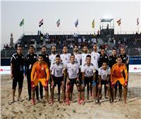 «منتخب الشاطئية» يسعى للعلامة الكاملة أمام كوت ديفوار بالبطولة الافريقية